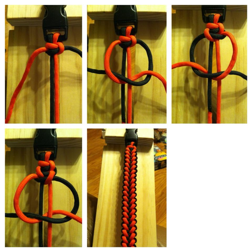 Parachute Cord Crafters - Facebook Group - Instruction