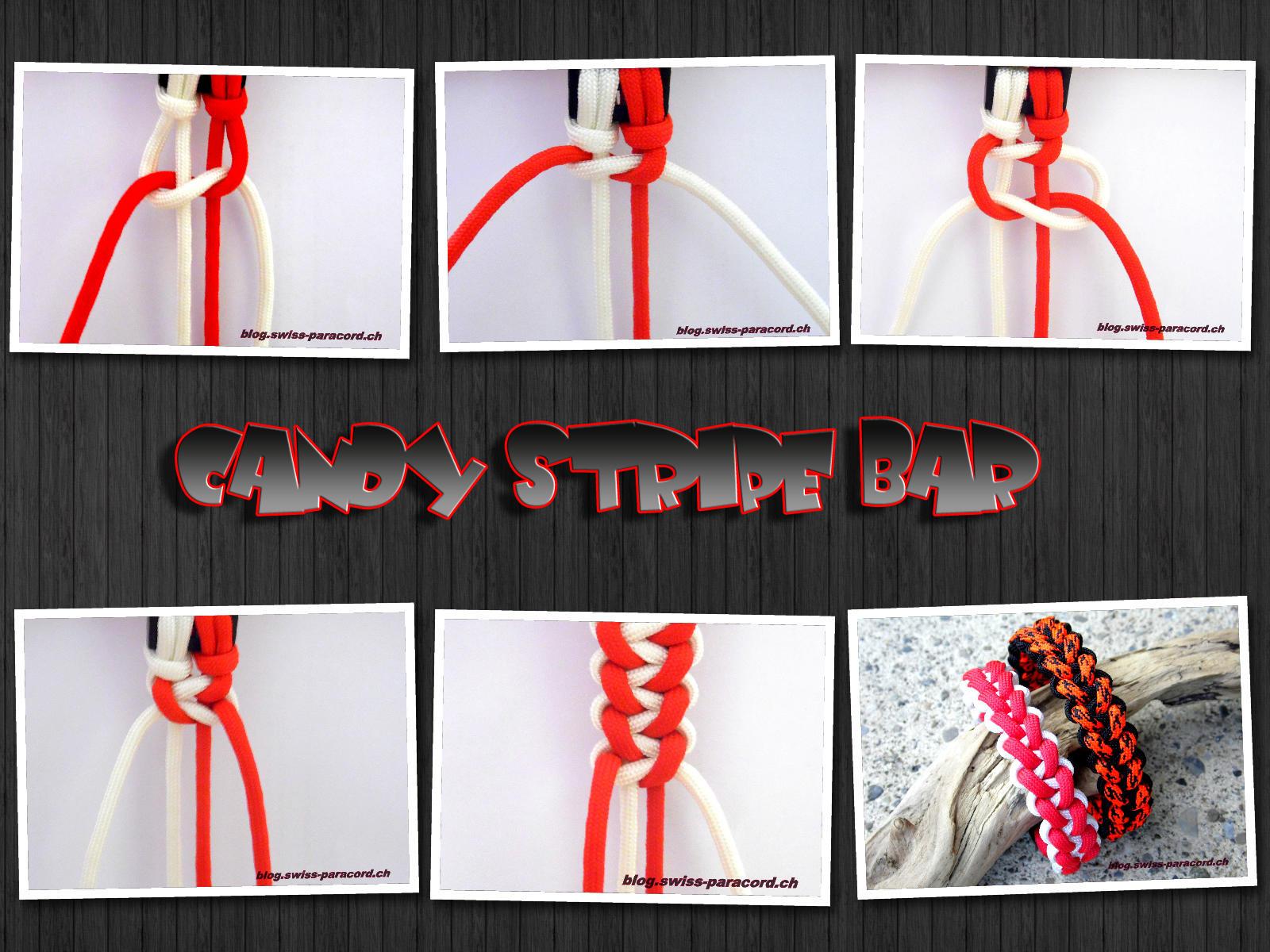 Candy Stripe Bar Tutorial