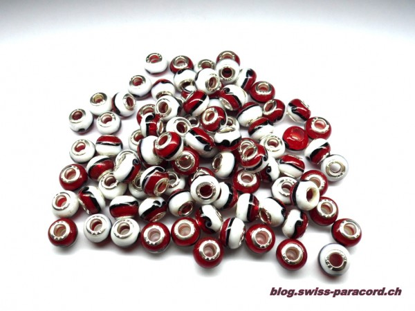 Glass Charms Beads