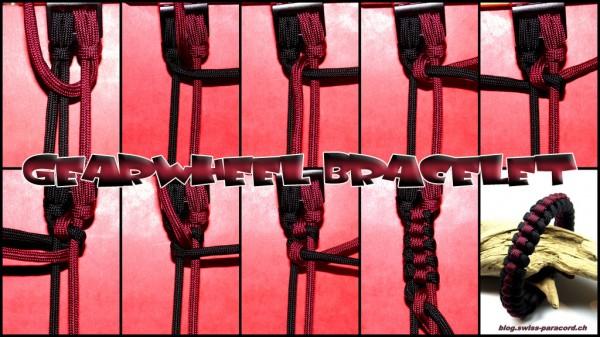 Gearwheel Bracelet Tutorial