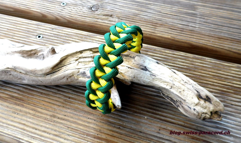 Shark Jaw Bone/Piranha Knot Bracelet