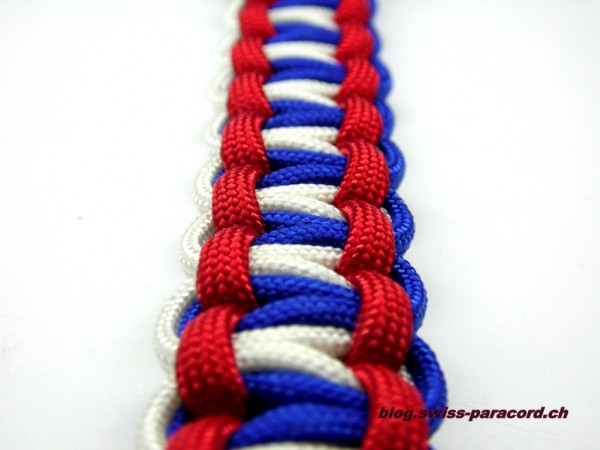 Tricolor Armband