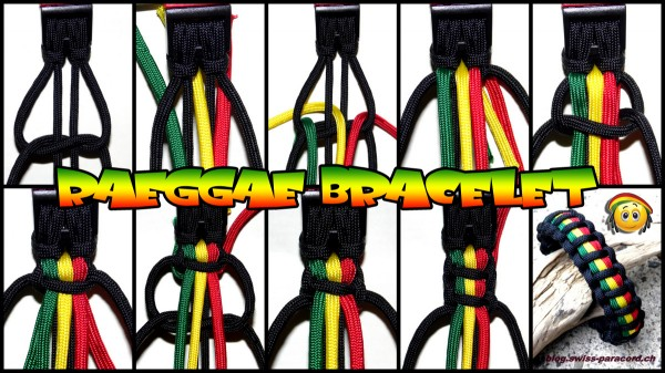 Raeggae Bracelet Tutorial