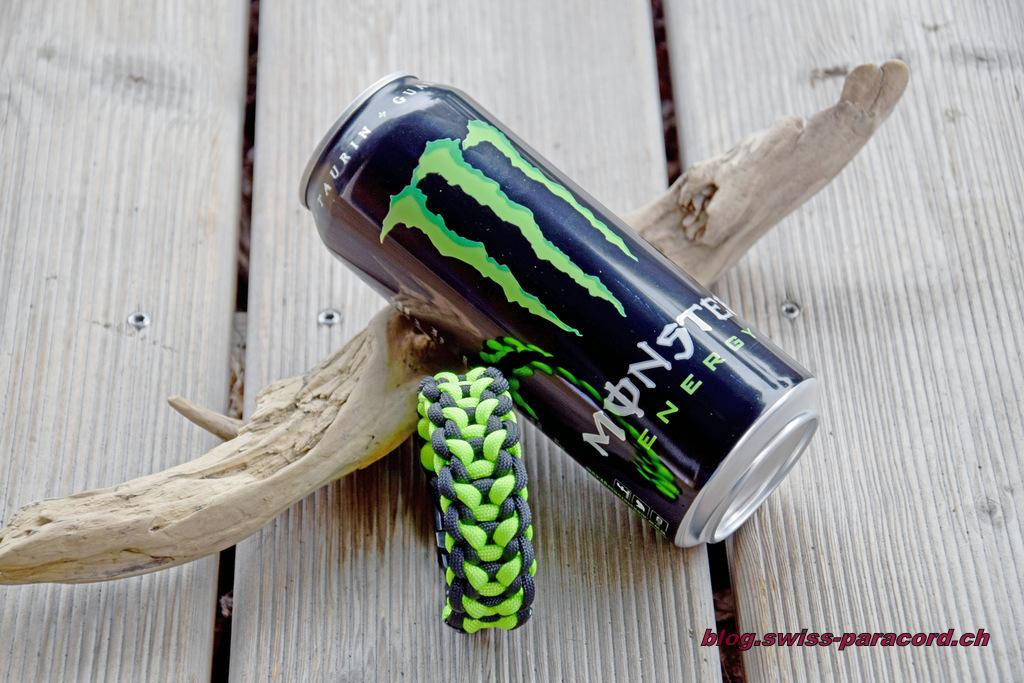 Len's Original im Monster Energy Style