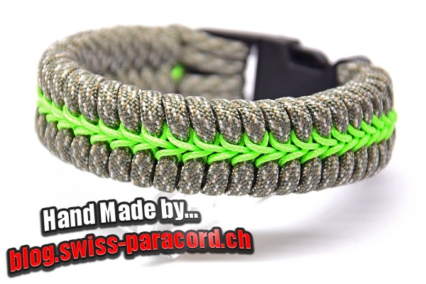 Center Stitched Fishtail