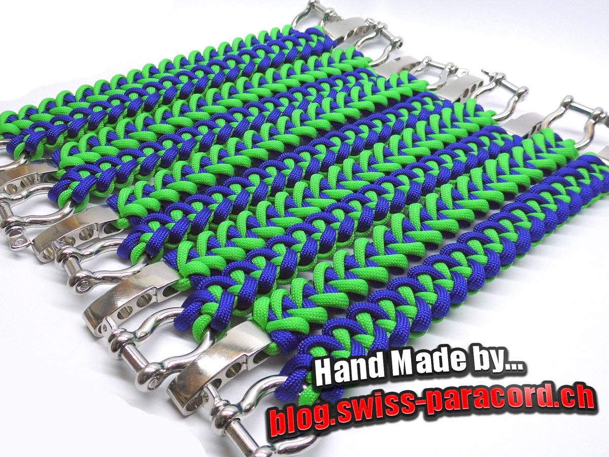 Piranha Armband - Petit Suisse Edition