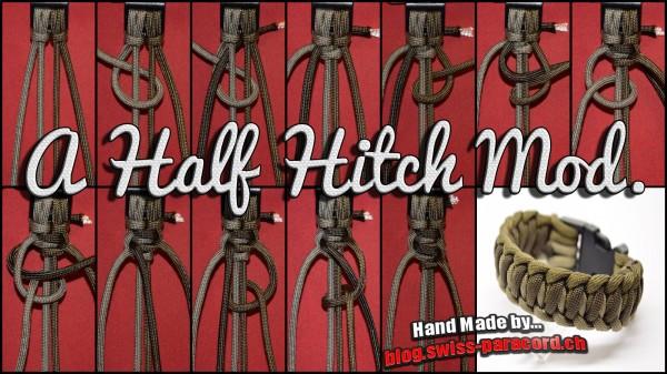 Half Hitch Mod. Tutorial