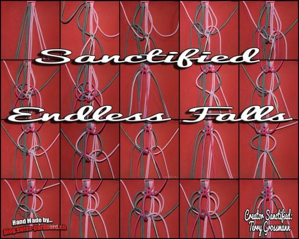 Wide Sanctified mit Endless Falls Tutorial