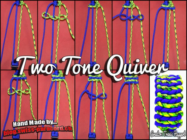 Two Tone Quiver Tutorial