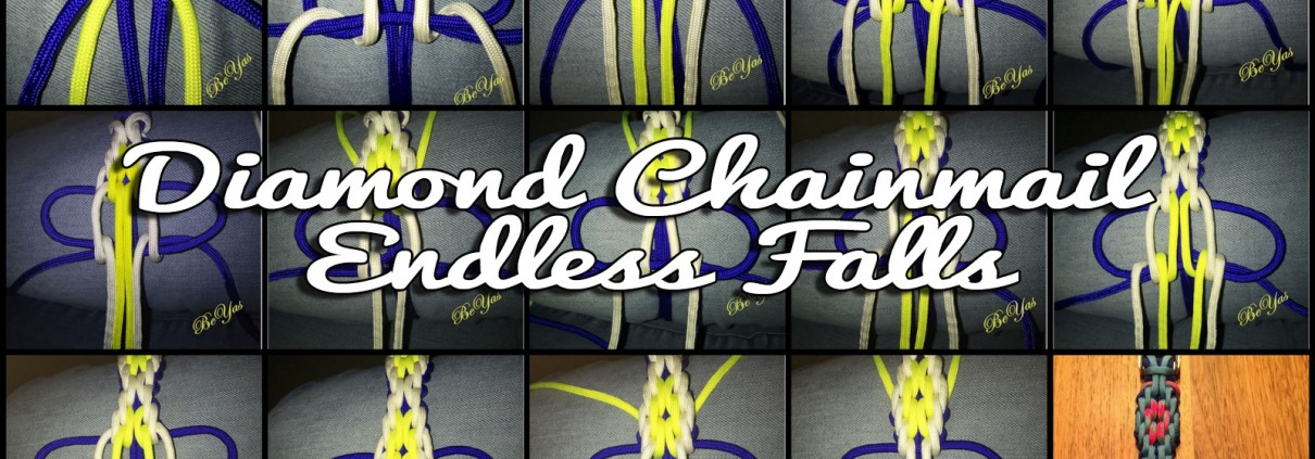 Diamond Chainmail Endless Falls Vorschau