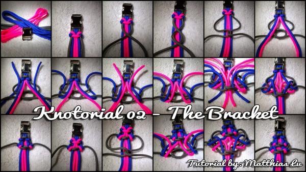 Knotorial 02 - The Bracket (Bracelet)