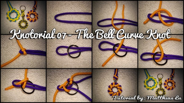 Knotorial 07 - The Bell Curve Knot