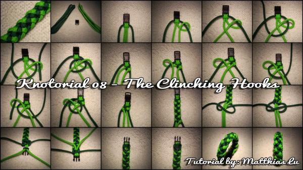 Knotorial 08 - The Clinching Hooks (Bracelet)