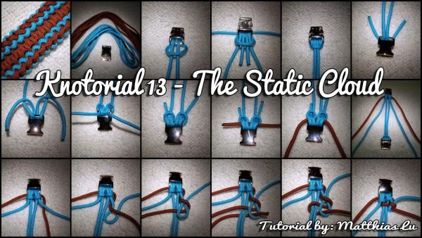 Knotorial 13 - The Static Cloud (Bracelet)