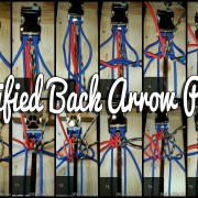 Sanctified Back Arrow Pattern