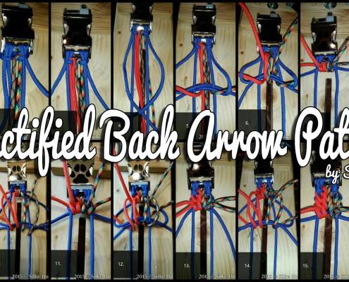 Sanctified Back Arrow Pattern