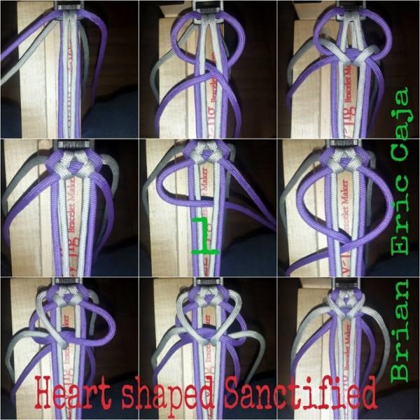 Heart Shaped Sanctified