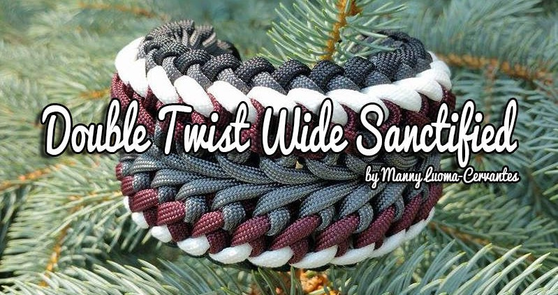 Double Twist Wide Sanctified