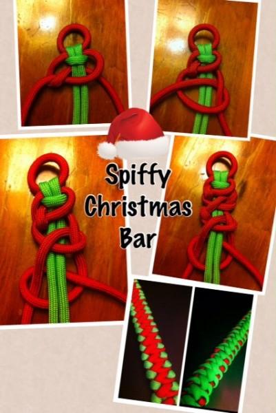 Spiffy Christmas Bar