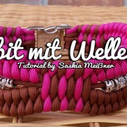 Trilobit mit Wellenform