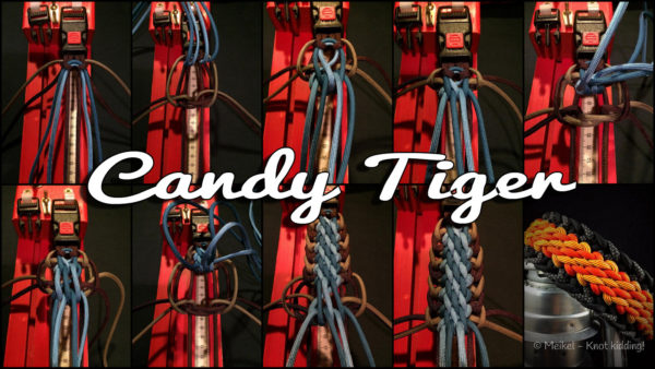 Tutorial Candy Tiger