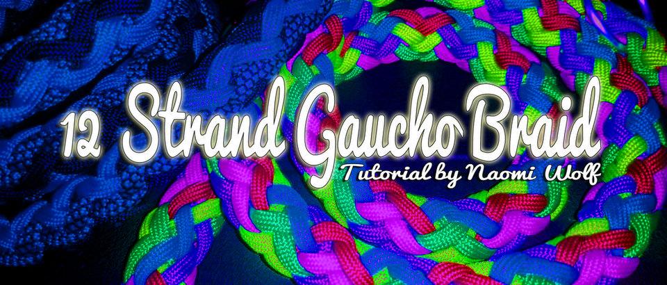 12 Strand Gaucho Braid