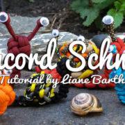 Paracord Schnecke