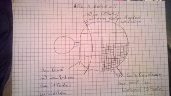 Paracord Schildkröte