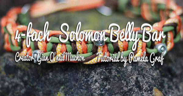 4-fach Solomon Belly Bar