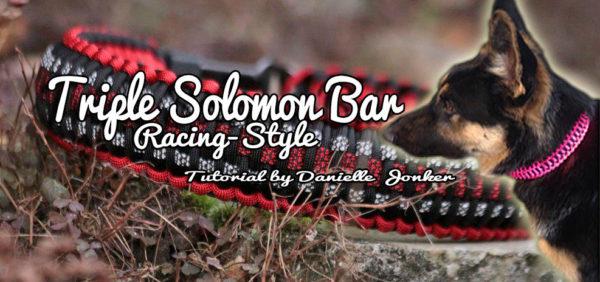 Triple Solomon Bar - Racing Style