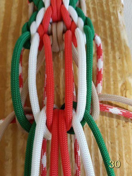 AlpenWutz mit 3 Reihen
