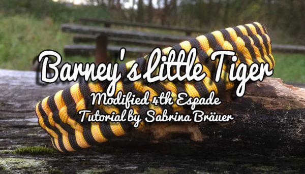 Barney's Little Tiger