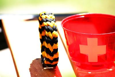 Snake Belly Bracelet